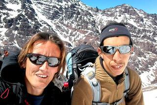 Zdobyty Najwyższy szczyt Afryki Północnej, zima 2016 - Jebel Toubkal – z pokładu jachtu na Oceanie