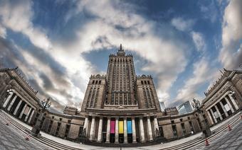 Pałac Kultury i Nauki - Centrum Warszawy
