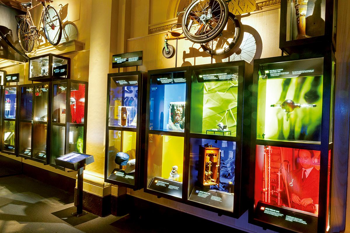 Sztokholm - Muzeum Noblowskie