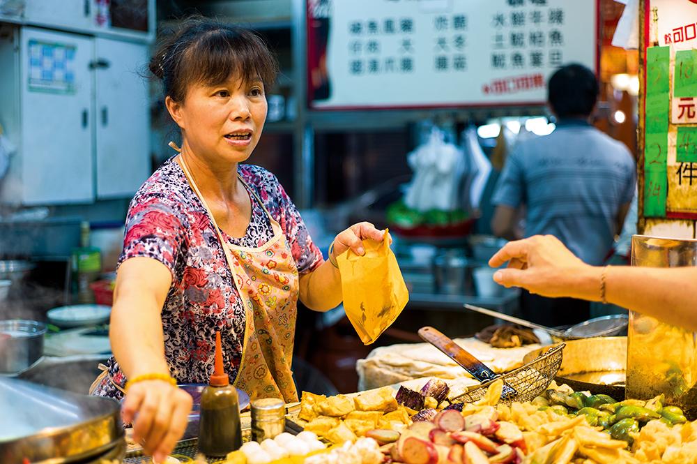 Hongkong - street food